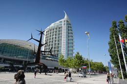 Centro comercial Vasco da Gama, de Turismo de Lisboa