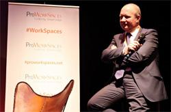 Eduardo Salsamendi, de ProWorkSpaces