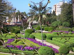 Jardín Botánico Ajuda, de Turismo de Lisboa