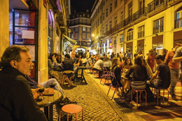 Noche lisboeta, de Turismo de Lisboa