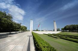 Parque Eduardo VII, de Turismo de Lisboa