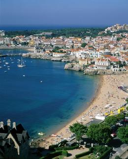 Playa de Cascais, de Turismo de Lisboa