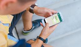 Whatsapp con clientes, de iAdvice