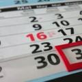 Calendario e impagos, de Pixabay