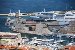 Fuerte de San Juan de Marsella, de Open