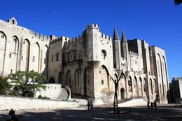 Palacio Papal de Avignon, de Open