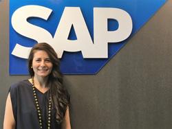 Alba Herrero, de SAP