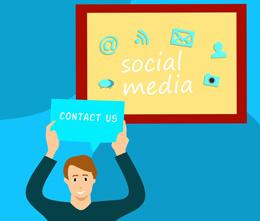 Contacto con cliente, de Pixabay