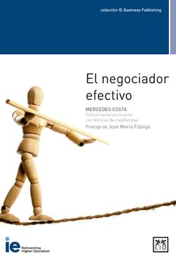 Portada de El negociador efectivo
