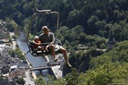Excursión por Luxemburgo, de Open