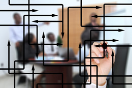 Gestión de empresa, de Pixabay