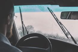 Hielo en automóvil, de Pixabay