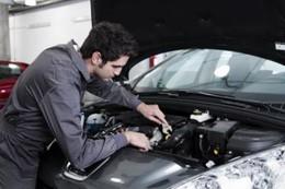 Reparación de vehículos, de GANVAM