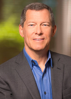 Mark Bregman, de NetApp