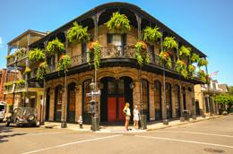 Nueva Orleans, de Open