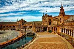 Sevilla, de Open