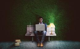 Trabajo fuera de la empresa, de Pixabay