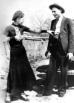 Bonnie & Clyde, de JetCost
