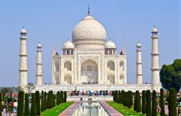 Taj Mahal, de JetCost