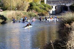 Canal de Castilla, de Open