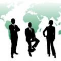 Ejecutivos en extranjero, de Pixabay