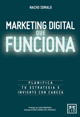 Portada de Marketing digital que funcional
