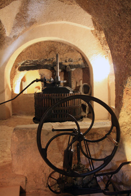 Museo del Vino de Mucientes, de Open