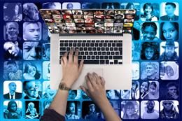 Privacidad en redes sociales, de pixabay