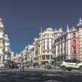 Tráfico en Madrid, de Pixabay