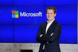Antonio Budia, de Microsoft