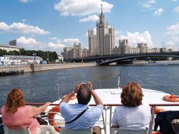 Crucero por río Moscova, de Open