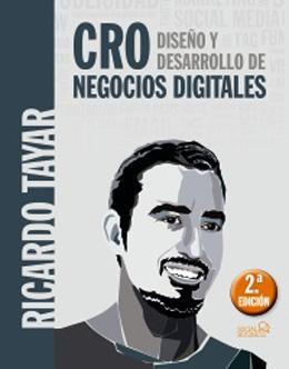Portada de diseño y desarrollo de negocios digitales