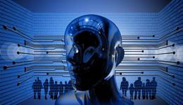 Inteligencia artificial, de pixabay