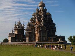 Museo Arquitectura de Kizhi