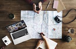 Planificación de viaje, de Open