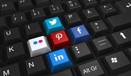 Redes sociales en marcas, de Pixabay