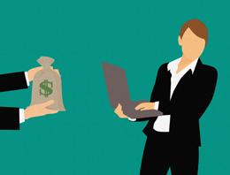 Sueldos de empleados, de pixabay