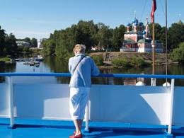 Visita a Rusia en crucero fluvial, de Open