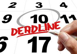 Deadline, de Pixabay
