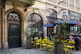 Gastronomía en Lyon, de Open