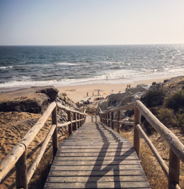 Playas de Huelva, de Open