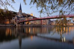 Puente en Lyon, de Open