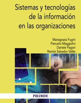 Portada de Sistemas y tecnologías de la información en las organizaciones