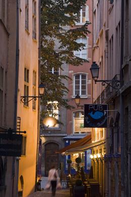Barrio Vieux Lyon, de Open