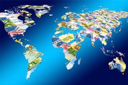 Inversiones en el mundo, de Pixabay