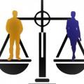 Igualdad hombre-mujer, de Pixabay