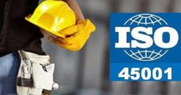 Nueva norma ISO sobre seguridad y salud en el trabajo
