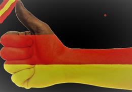 Optimismo alemán sobre España, de Pixabay