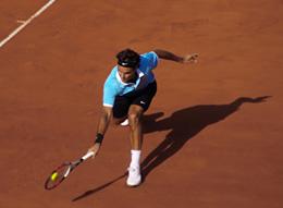 Roger Federer, de Pixabay