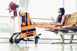 Uso de telefonía móvil en viajes al extranjero, de Kiwi
